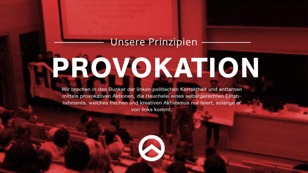 Provokation IBD Beitrag