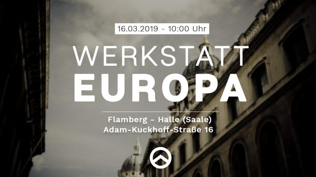 Titelgrafik Thumbnail Werkstatt Europa