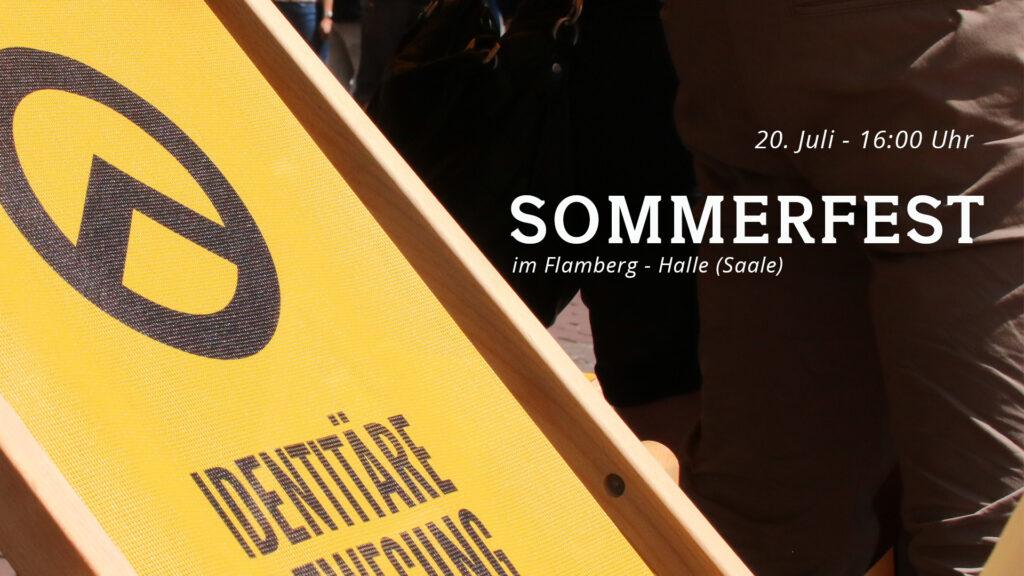 Beitragsbild Sommerfest blog